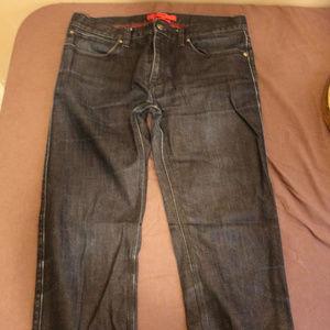 Men's 🔥Hugo Boss🔥 Japanese Denim Jeans 33x 30